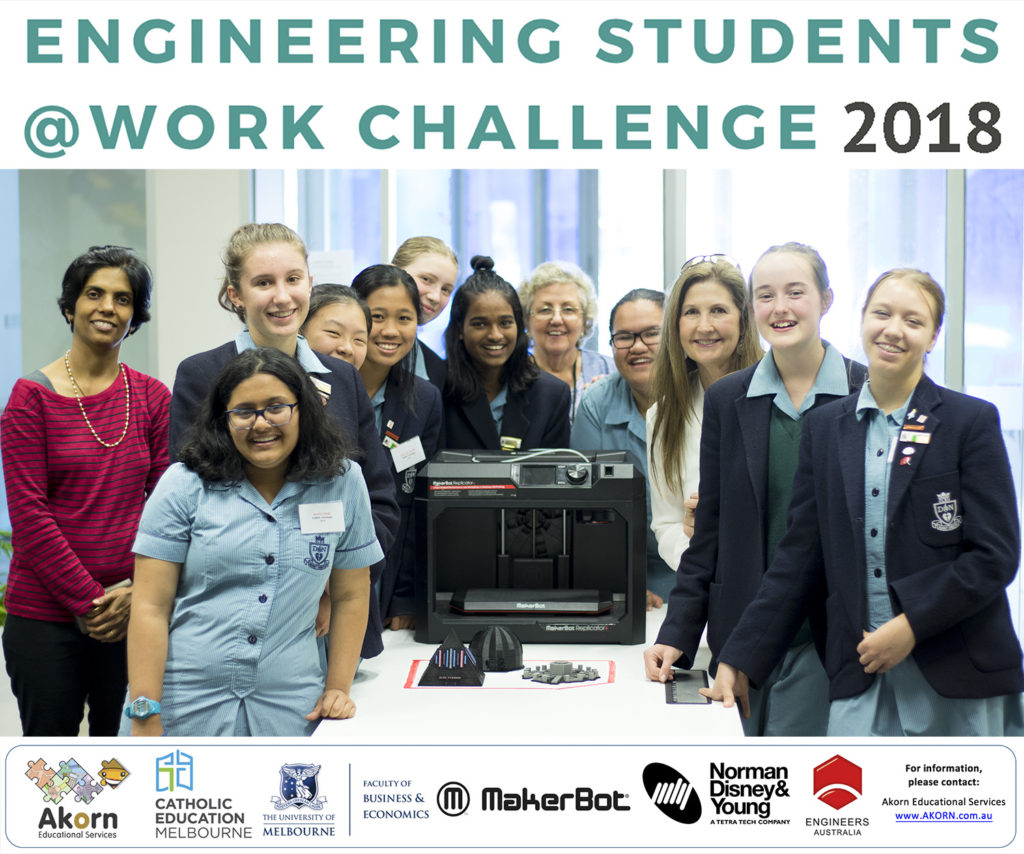 Akorn ES@W Challenge at The University of Melbourne